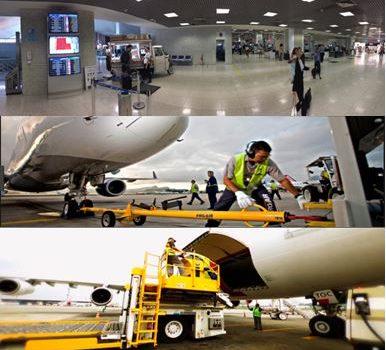 Internet Gratuita ao Público em Aeroportos