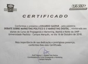Marketing Político na Era Digital
